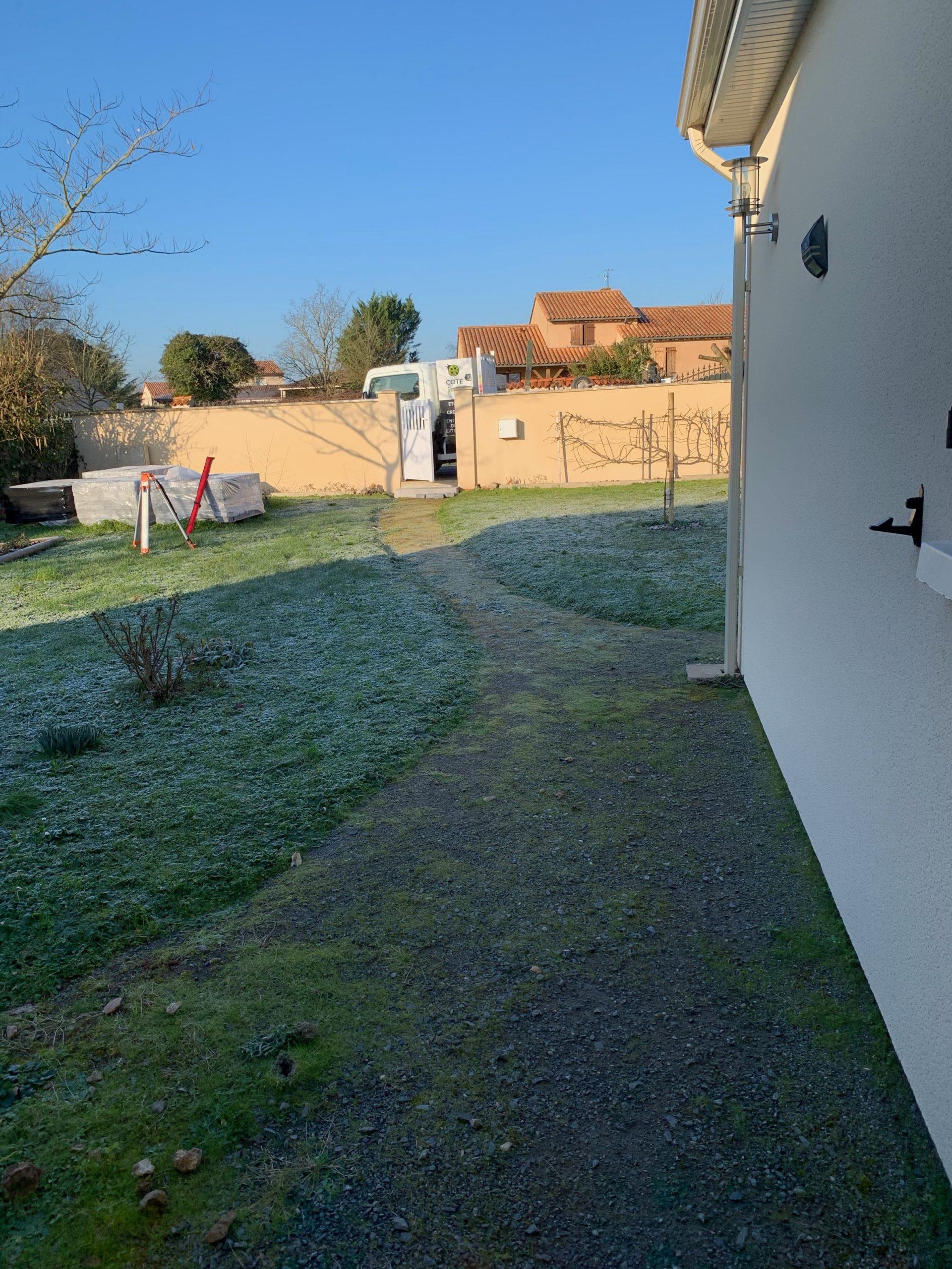 Paysagiste Côté Jardin à Vouillé 86, Poitiers, Neuville de Poitou, Mirebeau, Lusignan